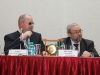 Ведущий игры А.Агеев и члены жюри